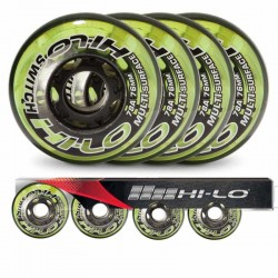 Roues Hi-Lo Switch