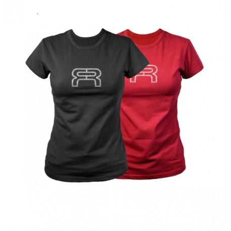 Tee Shirt FR Logo Woman FR SKATE