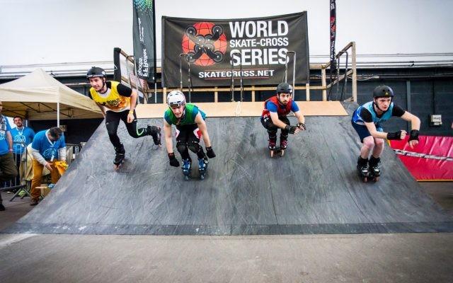 Le Skatecross