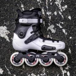 FR 3 80 White  FR SKATES