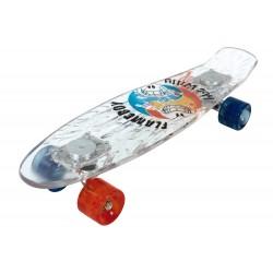 Skateboard Lumineux FLAMEBOY