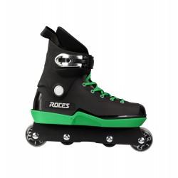 Roller M12 UFS Noir/Vert ROCES