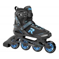 Roller Sign Noir/Bleu ROCES