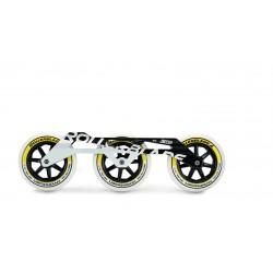 Pack Platine + Roues 3WD Marathon 125mm ROLLERBLADE