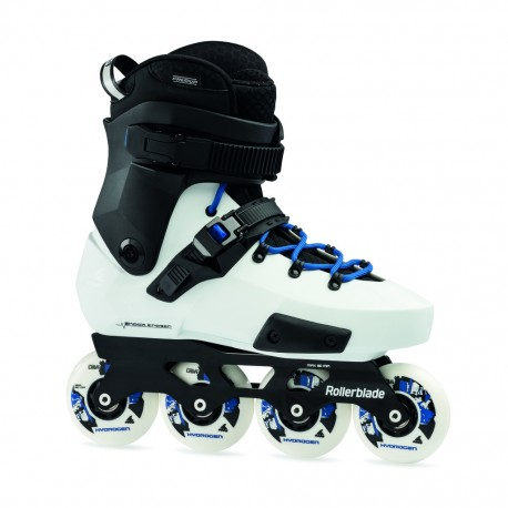 Roller Twister Edge X White/Blue ROLLERBLADE
