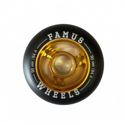 Roues Metal Core Gold FAMUS WHEELS