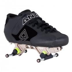 Boots Jet Carbon + Platine Arius ANTIK