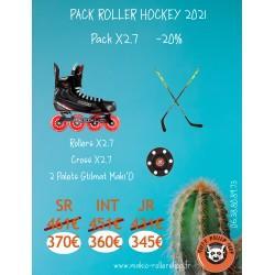 Pack Roller Hockey X2.7