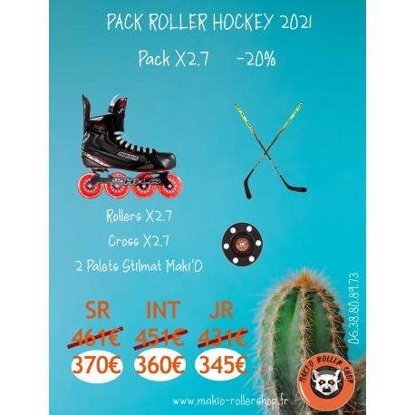 Pack Hockey Rollers