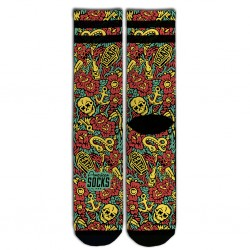 Chaussette Creeper Mid High AMERICAN SOCKS