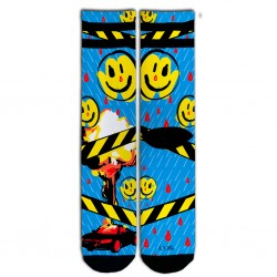 Chaussette Smiley Mid High AMERICAN SOCKS