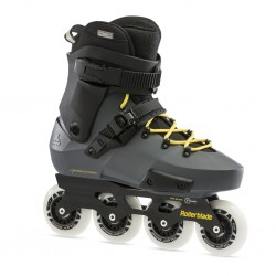 Roller Twister Edge Anthracite/Yellow 2021 ROLLERBLADE