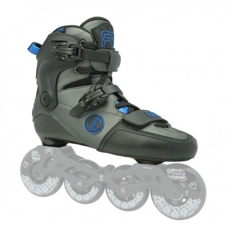 Boots SL Seven Carbon Gris/Bleu FR SKATES