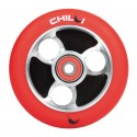 Roue Trottinette 100MM Red CHILI