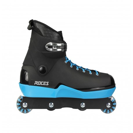 Roller Agressif M12 UFS Noir/Bleu ROCES