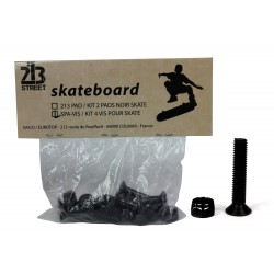 Kit 8 Vis/Ecrou pour Skate 213
