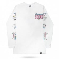 Tee Shirt Live Now AMERICAN SOCKS