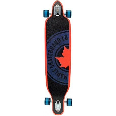 Longboard Maple 41'' Mellow Trough KRYPTONICS