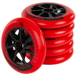 Roues Raw 125 mm UNDERCOVER