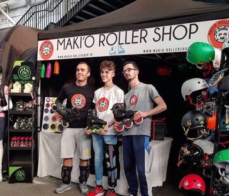 Team Riders Makio