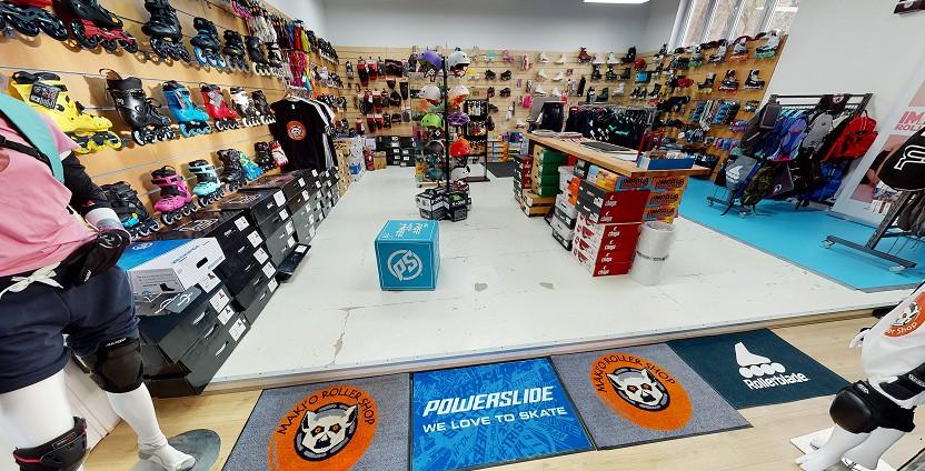 """Visite Virtuelle du Shop par """"Visite and Co"""""""